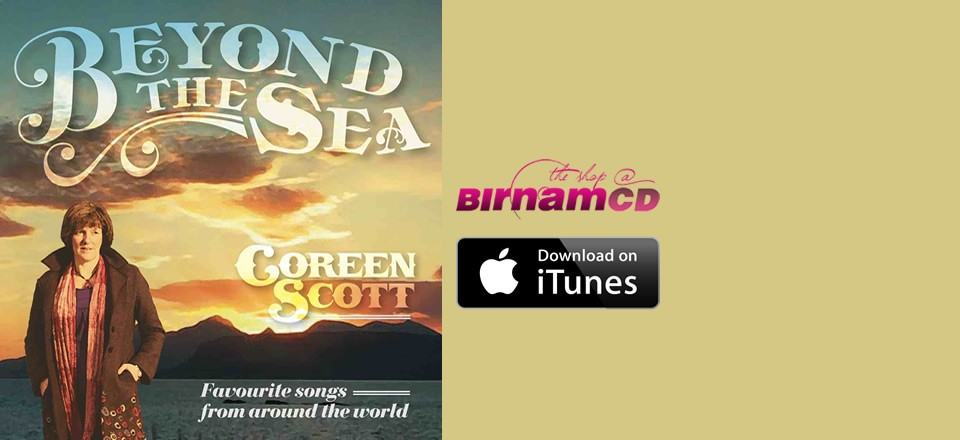 Beyond The Sea CD